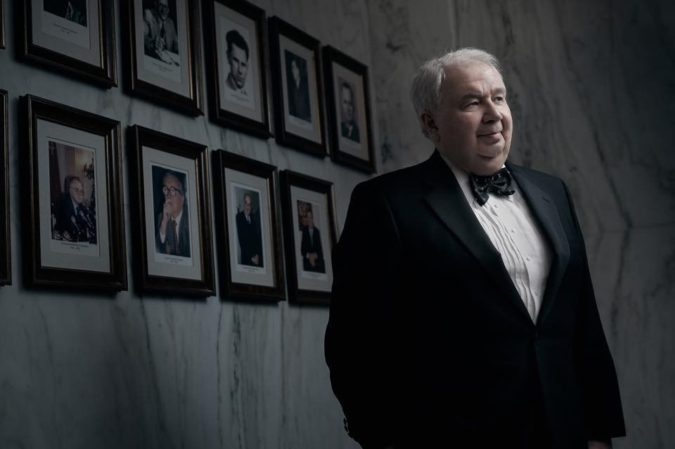 Sergey Kislyak, Russia's Ambassador to the US