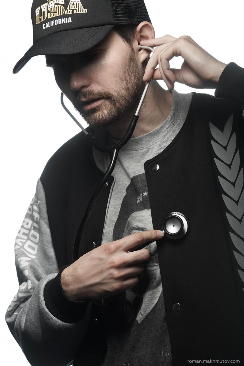 Noize MC, musician