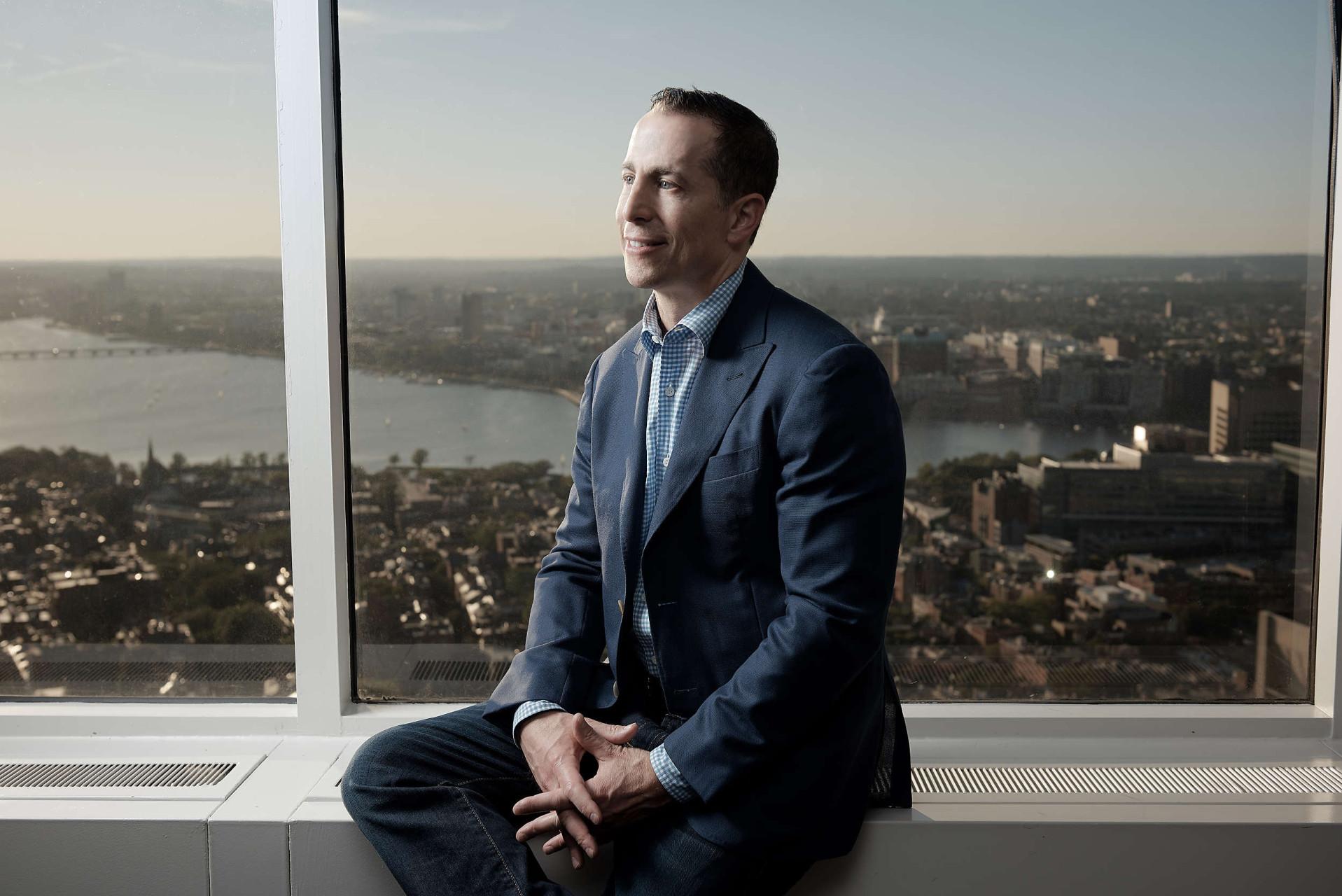 RJ Shook, wealth advisor