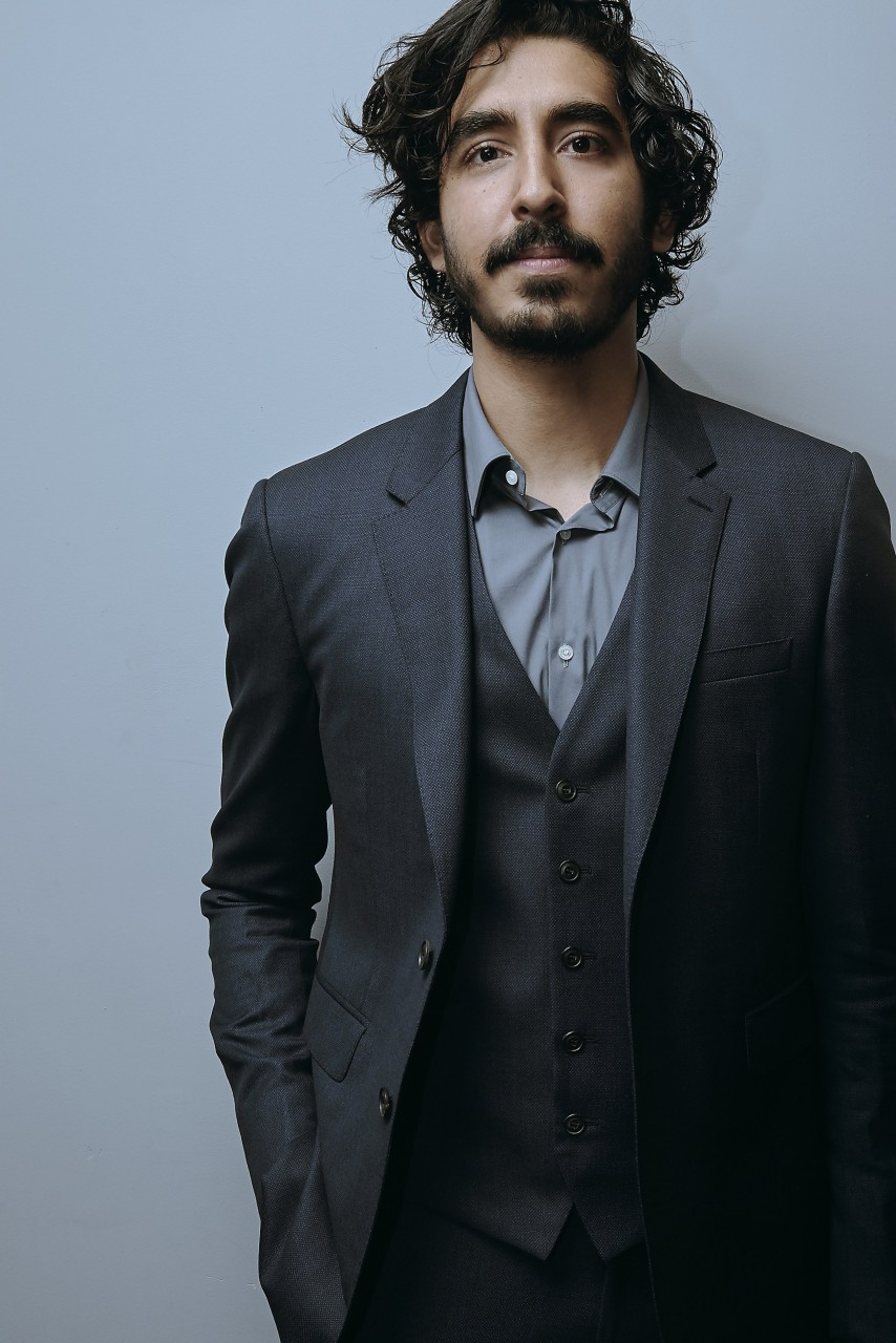 Dev Patel, an actor