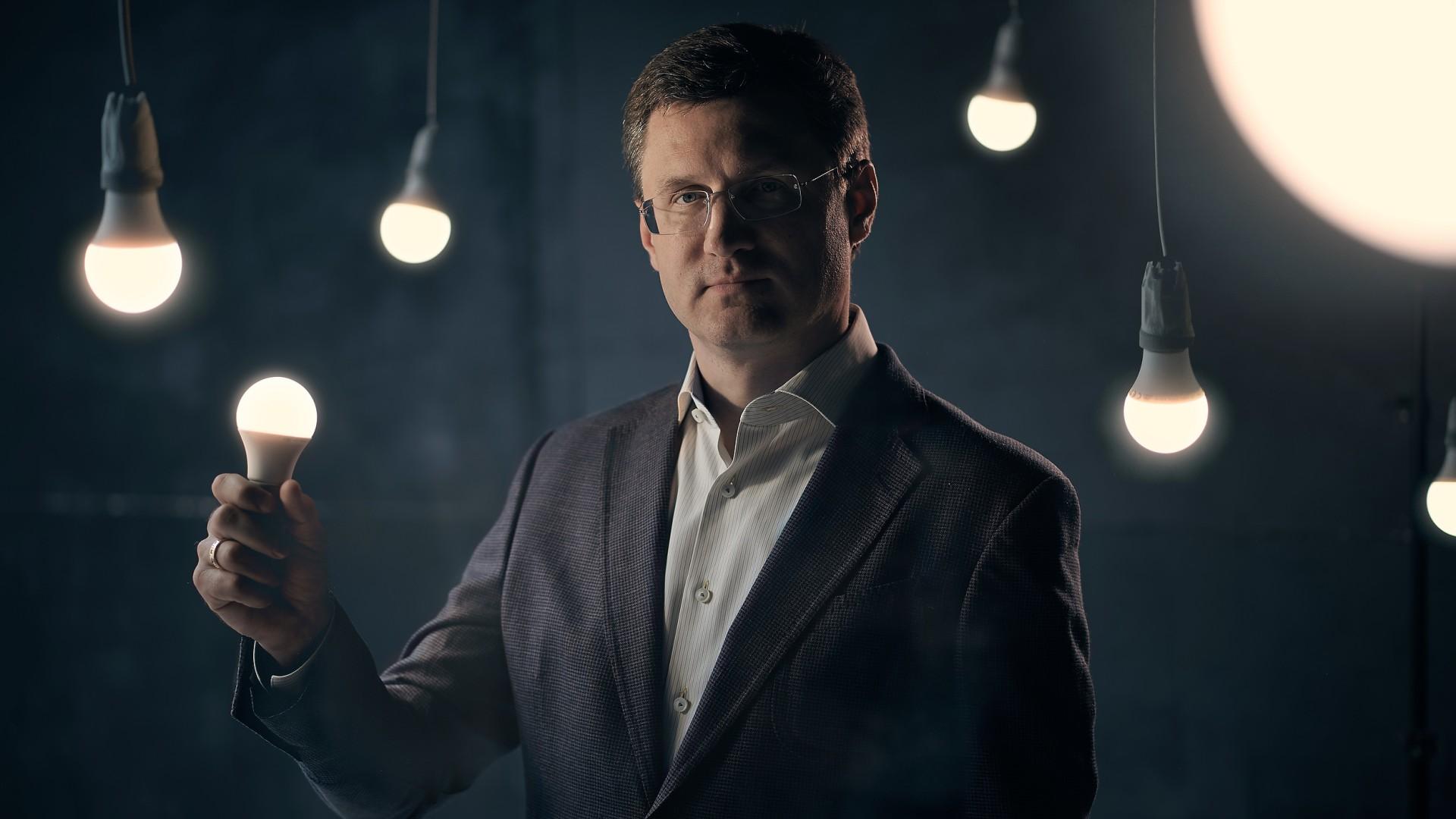 Alexander Novak, Russia's Minister of Energy