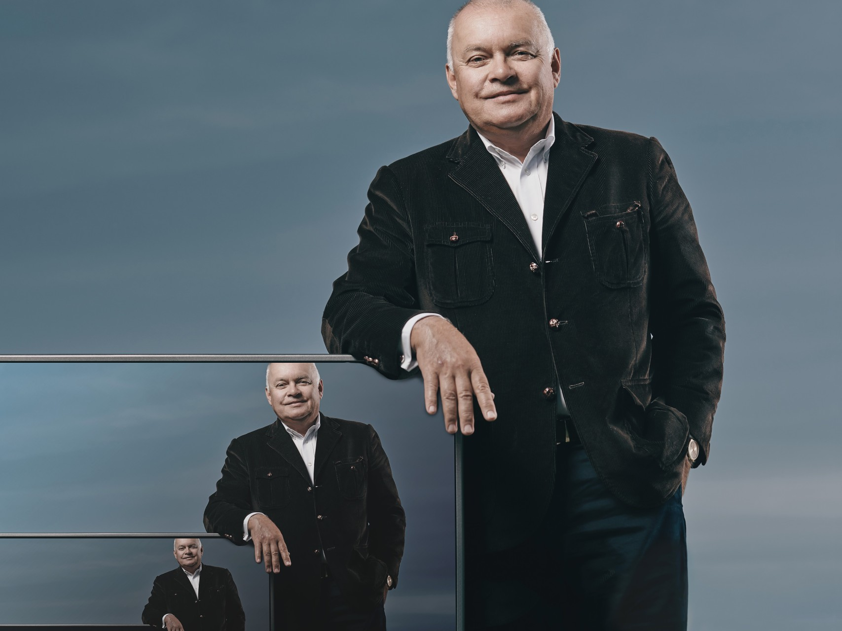 Dmitry Kiselev, the head the Russia Today channel