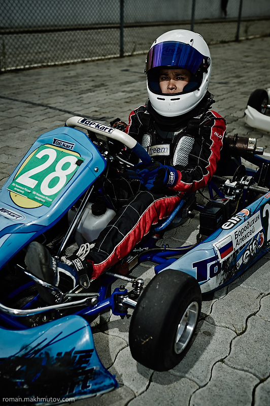 The most dangerous age range for youth go karting is from 8 to 14 years. 75% of all accidents happen at these ages.